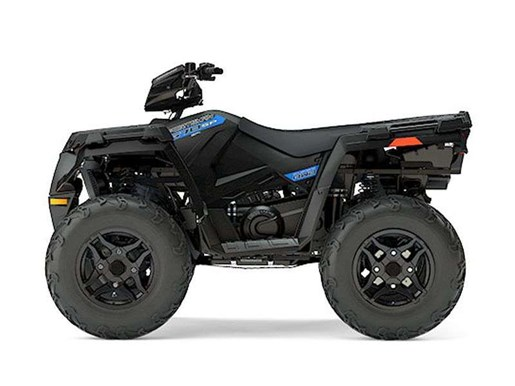 2017 Polaris SPORTSMAN 570 SP STEALTH BLACK / 33$/sem garantie  Photo 9 of 9