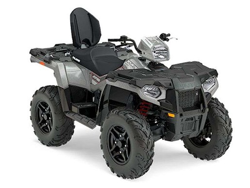 2017 Polaris SPORTSMAN TOURING 570 SP SILVER Photo 1 of 5