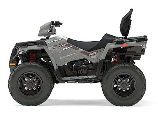 2017 Polaris SPORTSMAN TOURING 570 SP SILVER Photo 2 of 5