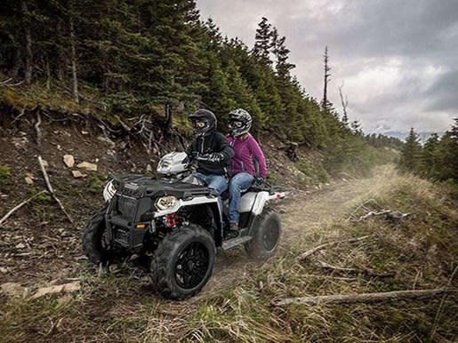 2017 Polaris SPORTSMAN TOURING 570 SP SILVER Photo 5 of 5