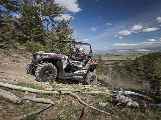 2018 Polaris RZR 900 WHITE LIGHTNING / 37$/sem Photo 3 of 5