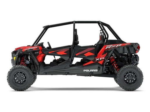 2018 Polaris RZR XP 4 TURBO EPS FOX EDITION / 76$/sem Photo 2 of 11