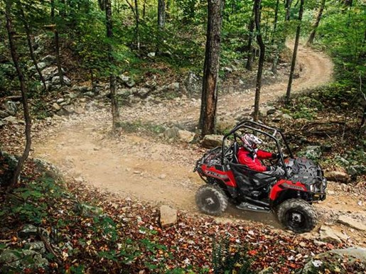 2018 Polaris ACE 500 INDY RED / 28$/sem Photo 2 of 3