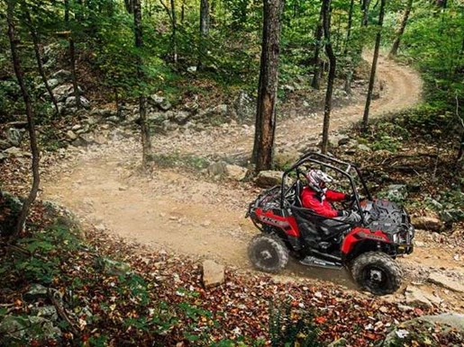 2018 Polaris ACE 500 INDY RED Photo 2 of 3