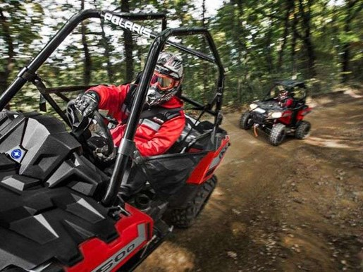 2018 Polaris ACE 500 INDY RED / 28$/sem Photo 3 of 3