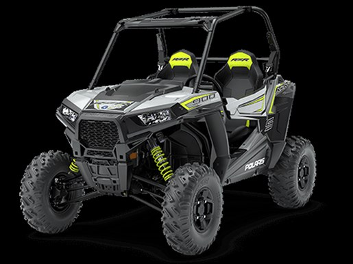 2018 Polaris RZR S 900 EPS GHOST GRAY / 51$/sem Photo 1 of 7