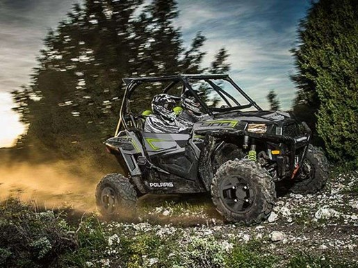 2018 Polaris RZR S 900 EPS GHOST GRAY / 51$/sem Photo 6 of 7