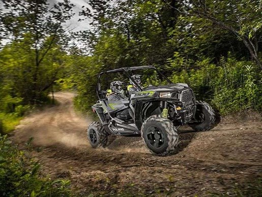 2018 Polaris RZR S 900 EPS GHOST GRAY / 51$/sem Photo 7 of 7