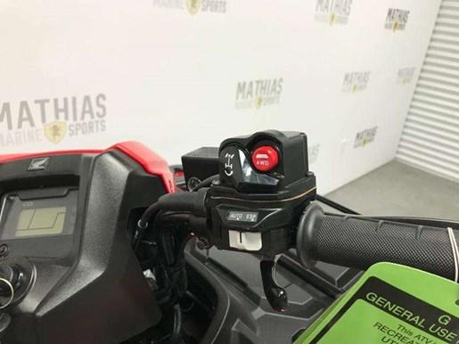 2018 Honda RUBICON 500 DCT IRS EPS / 27$/sem Photo 7 of 16