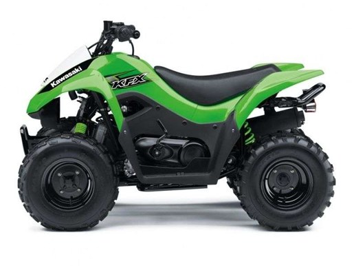 2017 Kawasaki KFX90 / 15$/sem Photo 9 of 11