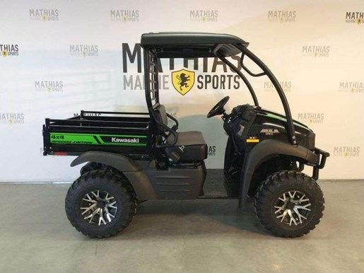 2018 Kawasaki MULE SX XC SPECIAL EDITION / 27$/sem Photo 1 of 12