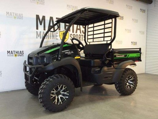 2018 Kawasaki MULE SX XC SPECIAL EDITION / 27$/sem Photo 5 of 12