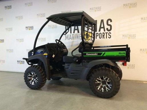 2018 Kawasaki MULE SX XC SPECIAL EDITION / 27$/sem Photo 6 of 12