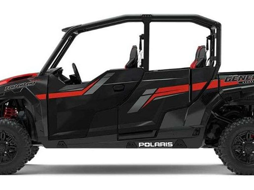 2018 Polaris GENERAL 4 1000 EPS BLACK PEARL / 64$/sem Photo 3 of 4