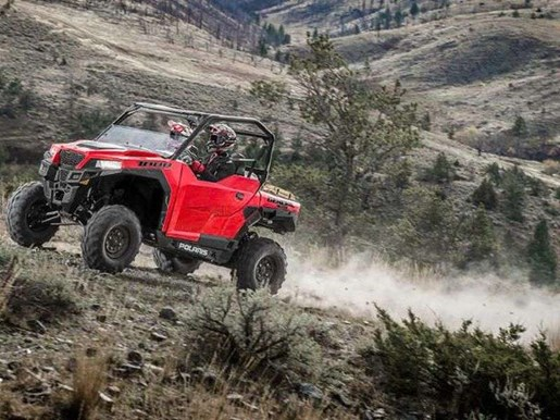2018 Polaris GENERAL 1000 EPS INDY RED / 49$/sem Photo 5 of 6