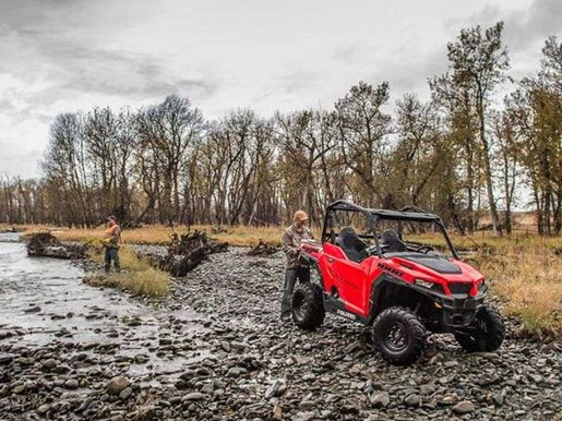 2018 Polaris GENERAL 1000 EPS INDY RED / 48$/sem Photo 6 of 6