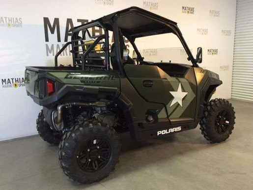 2018 Polaris GENERAL 1000 EPS LIMITED EDITION / 57$/sem Photo 2 sur 14