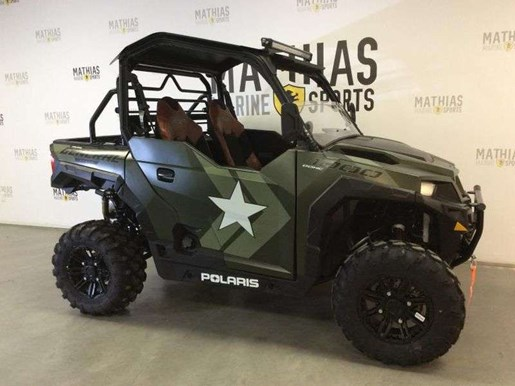 2018 Polaris GENERAL 1000 EPS LIMITED EDITION / 57$/sem Photo 3 sur 14