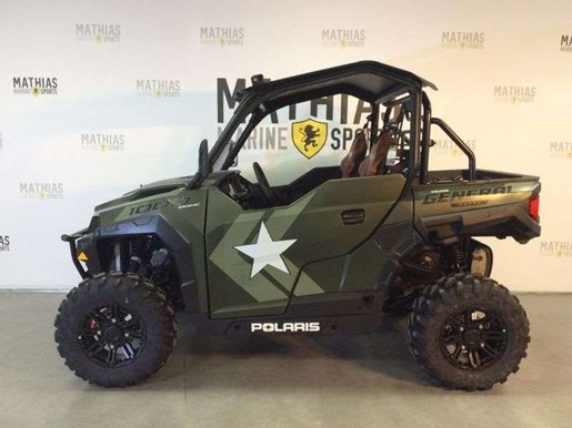 2018 Polaris GENERAL 1000 EPS LIMITED EDITION / 60$/sem Photo 4 of 14