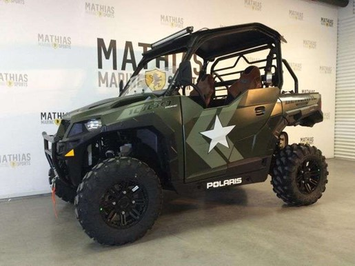 2018 Polaris GENERAL 1000 EPS LIMITED EDITION / 57$/sem Photo 5 sur 14