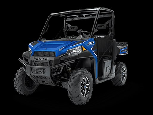 2018 Polaris RANGER XP 900 EPS RADAR BLUE / 44$/sem Photo 1 of 6
