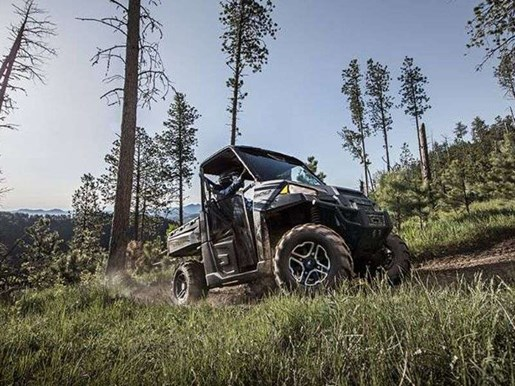 2018 Polaris RANGER XP 900 EPS RADAR BLUE / 44$/sem Photo 5 of 6