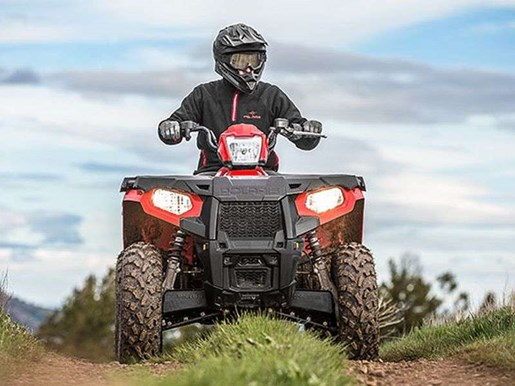 2018 Polaris SPORTSMAN 570 EPS INDY RED Photo 3 of 3