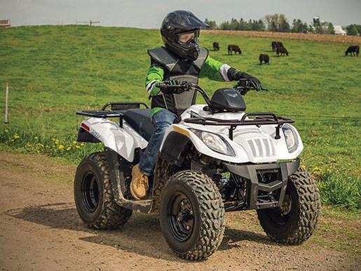 2018 Textron Off Road Alterra 150 Photo 2 of 3