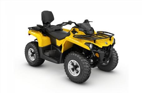 2017 Can-Am CAN-AM OUTLANDER MAX 450 DPS Photo 1 of 1