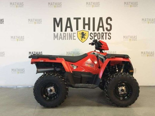 2018 Polaris SPORTSMAN 570 INDY RED / 20$/sem Photo 1 of 11