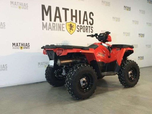2018 Polaris SPORTSMAN 570 INDY RED / 20$/sem Photo 2 of 11