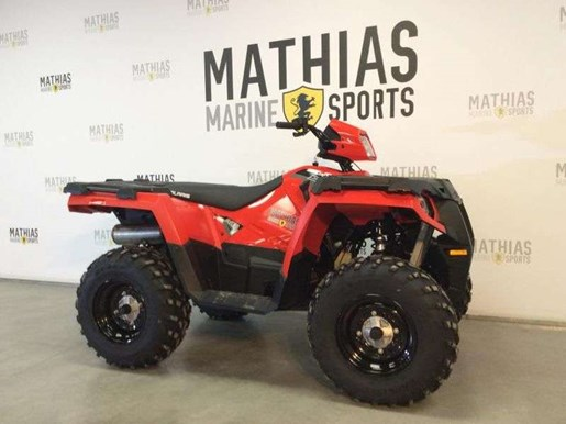 2018 Polaris SPORTSMAN 570 INDY RED / 20$/sem Photo 3 of 11