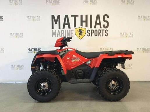 2018 Polaris SPORTSMAN 570 INDY RED / 20$/sem Photo 4 of 11