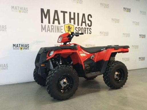2018 Polaris SPORTSMAN 570 INDY RED / 20$/sem Photo 5 of 11