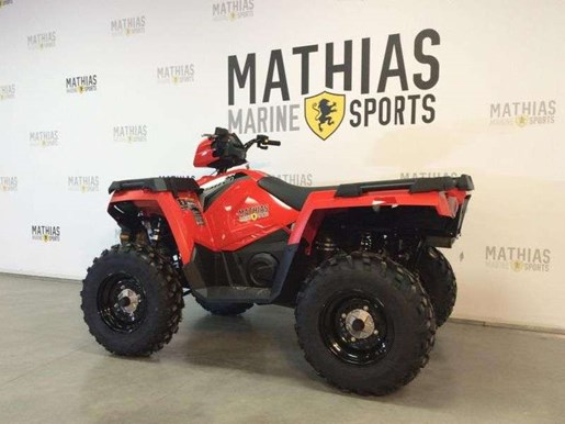 2018 Polaris SPORTSMAN 570 INDY RED / 20$/sem Photo 6 of 11
