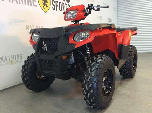 2018 Polaris SPORTSMAN 570 INDY RED / 20$/sem Photo 8 of 11