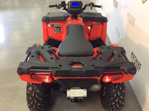 2018 Polaris SPORTSMAN 570 INDY RED / 20$/sem Photo 9 of 11