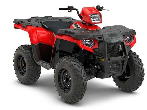 2018 Polaris SPORTSMAN 570 INDY RED / 20$/sem Photo 10 of 11