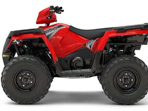2018 Polaris SPORTSMAN 570 INDY RED / 20$/sem Photo 11 of 11