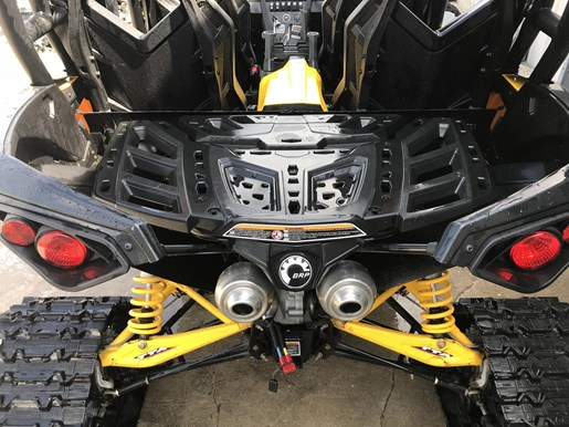 2014 Can-Am MAVERICK MAX X-RS DPS W/ TRACK KIT Photo 13 of 17