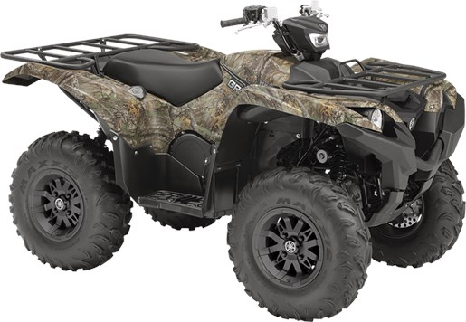 2018 Yamaha Grizzly 700 EPS Camo Photo 1 sur 1