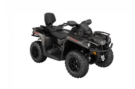2018 Can-Am Outlander™ MAX XT 570 - Pure Magnesium Metallic Photo 1 of 1