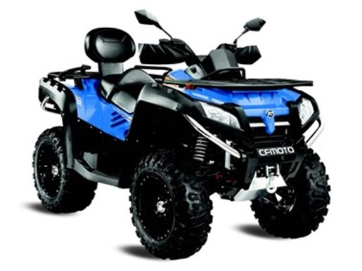 2018 CFMOTO CFORCE 800 LX [EPS] - 2UP (BLUE) Photo 1 of 1