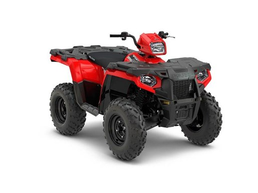 2018 Polaris Sportsman® 570 EPS Indy Red Photo 1 of 2