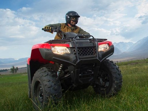 2018 Honda TRX® 420 Rancher® Photo 5 of 5