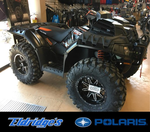 2018 Polaris Sportsman XP® 1000 High Lifter Edition S Photo 1 of 2