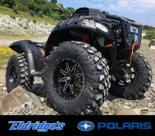 2018 Polaris Sportsman XP® 1000 High Lifter Edition S Photo 2 of 2