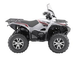 2018 Yamaha Grizzly EPS LE Photo 1 of 1