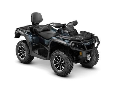 2018 Can-Am Outlander™ Max Limited 1000R Photo 1 of 1
