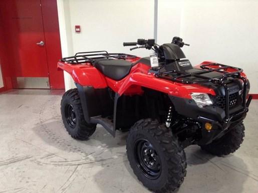 2018 Honda TRX420 Rancher DCT IRS EPS Photo 2 of 4